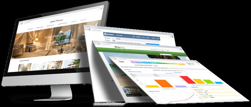 ? Создание хороших, красивых сайтов, разработка крутого сайта под ...