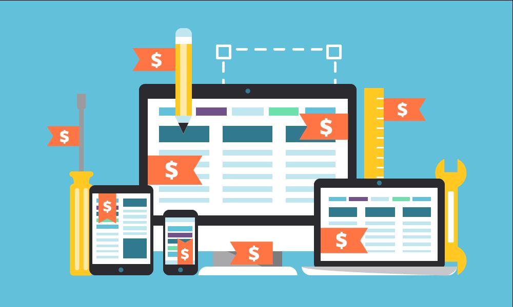 создание сайта стоимость услуги
