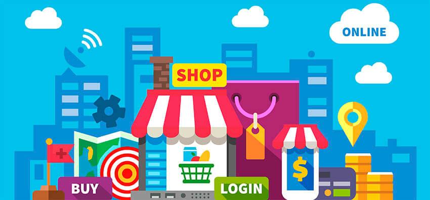 Создание интернет магазина Днепр
