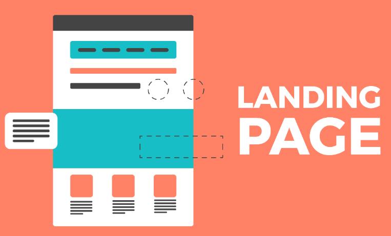 Создание посадочной страницы - Примеры и Дизайн