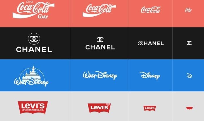 №3 Яркие и отзывчивые логотипы