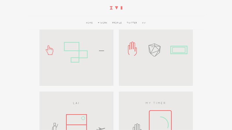 Примеры простого дизайна сайта