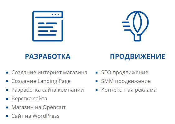 оптимизация кода сайта украина