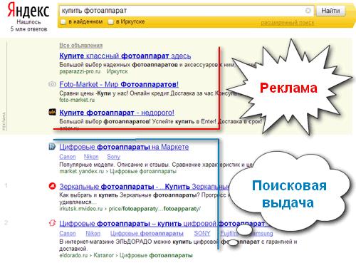 Как поднять страницу в поиске Яндекс?