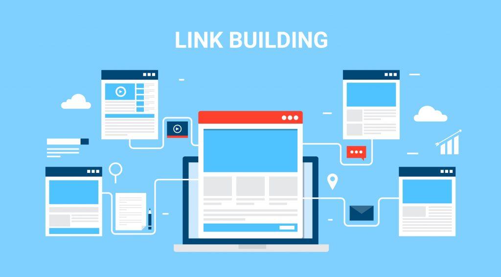 Линкбилдинг (Link Building) под ключ
