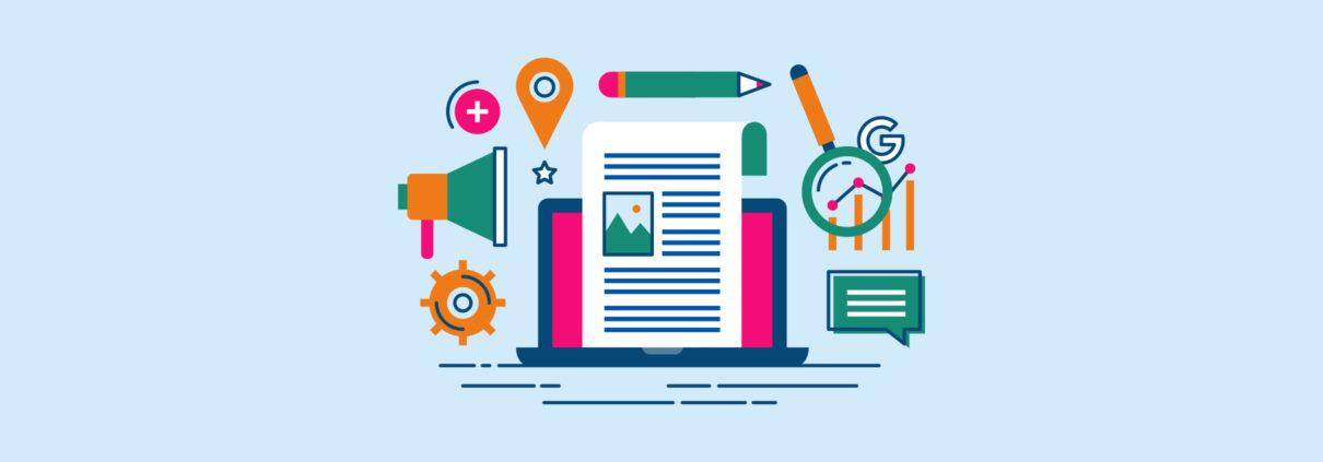 Рерайт статей и информационный контент