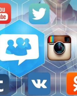 Раскрутка политика в социальных сетях